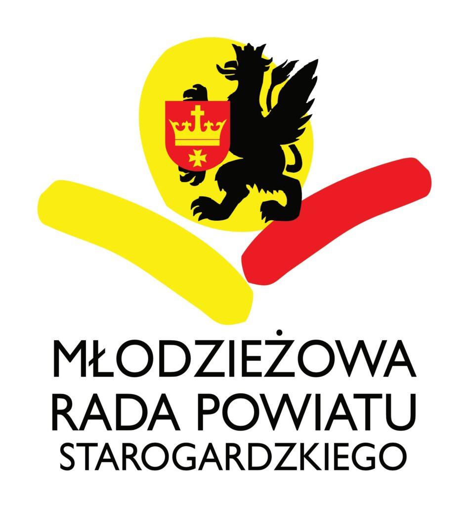 logotyp Młodzieżowej Rady Powiatu Starogardzkiego