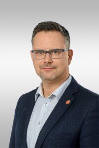 Robert Wierzba Klub Radnych Koalicji Obywatelskiej